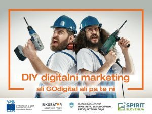 Digitalni marketing za začetnike - go digital ali pa te ni - predavanje